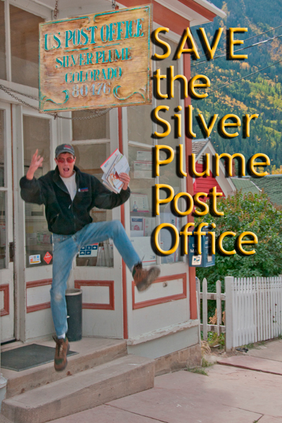 Save the Silver Plume Post Office